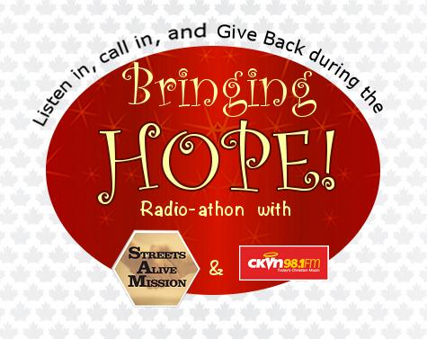 Bringing Hope badge for GT