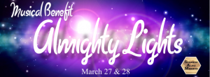 Almighty Lights Musical Benefit