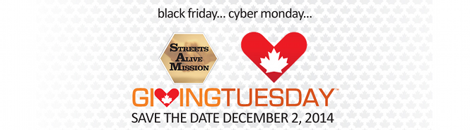 GivingTuesday 2014