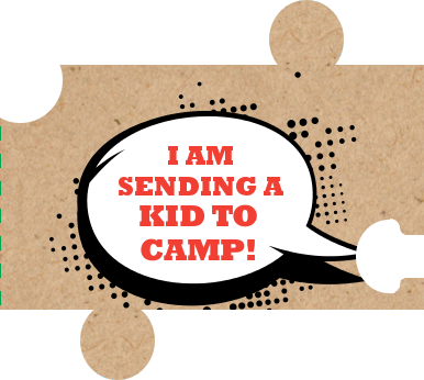I am sending a kid to camp - Streets Alive