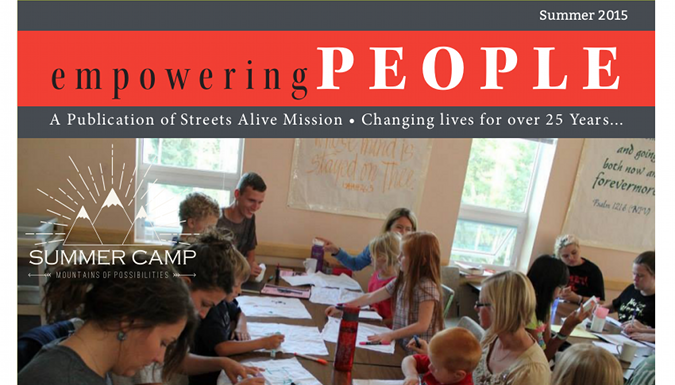 empowering people summer 2015