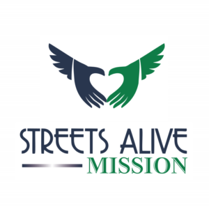 STREETS ALIVE MISSION new Logo Square