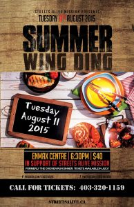 Summer Wing Ding 2015