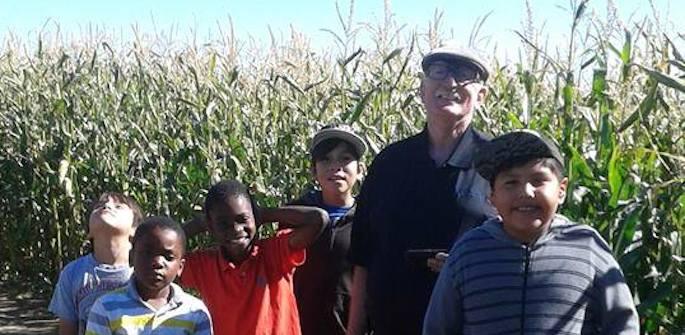 Corn Maze 2015