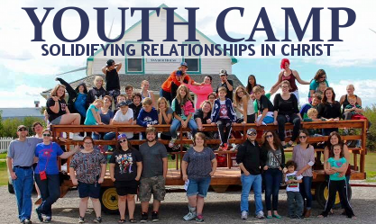 Youth Camp 2015 - Streets Alive Mission - support