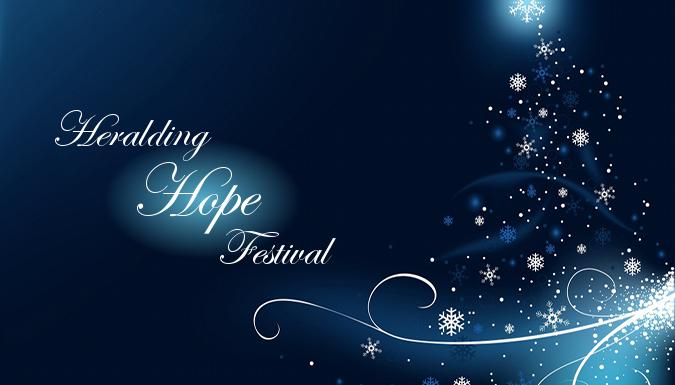 Heralding Hope Festival 2016