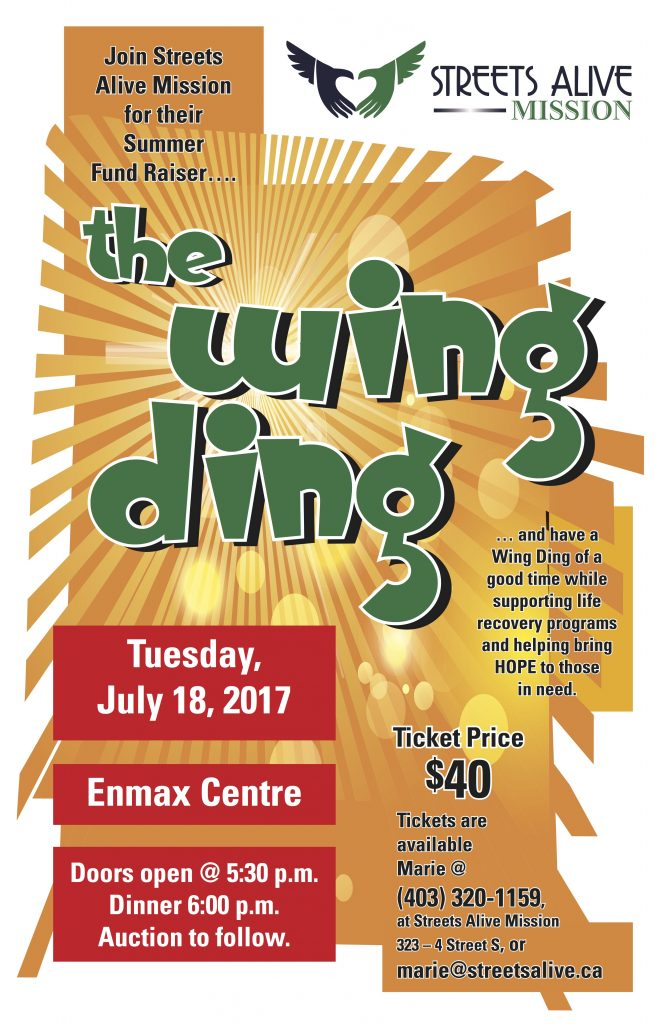 Wing Ding 2017