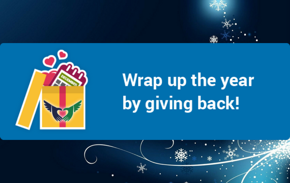 Wrap up the year by giving back - Streets Alive Mission donations 2017