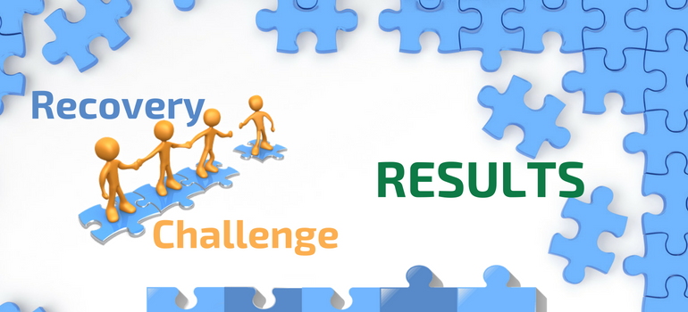 Recovery Challenge Results