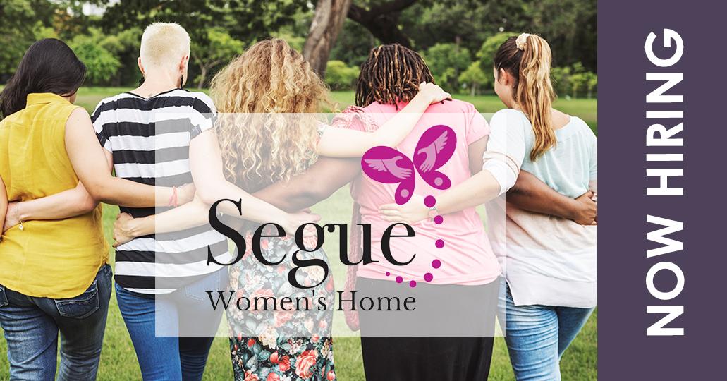 SEGUE Women's Home - Now Hiring