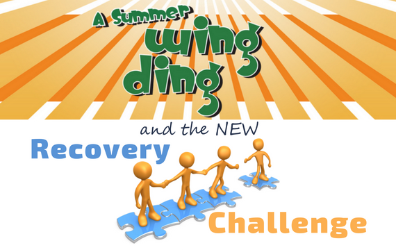 Wing Ding and Recovery Challenge - 2018