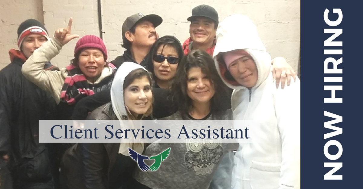 Client Services Assistant - now hiring - rt (1)