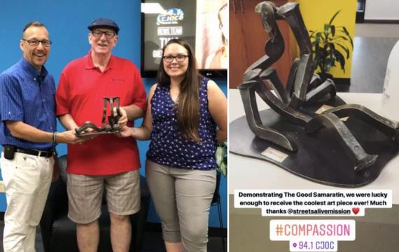Compassion Award – 94.1 CJOC and 98.1 The Bridge