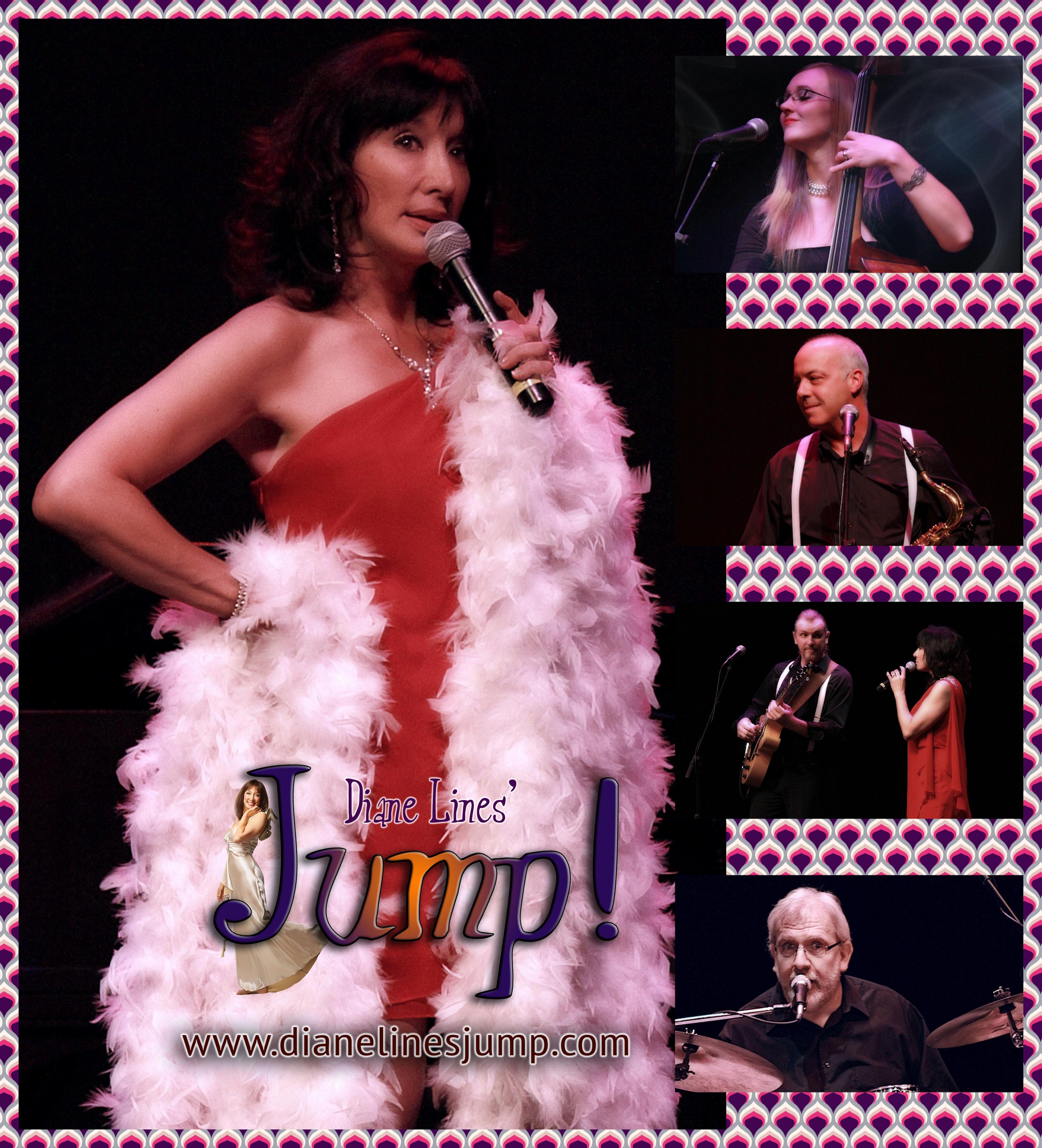 Diane Lines' Jump! cast