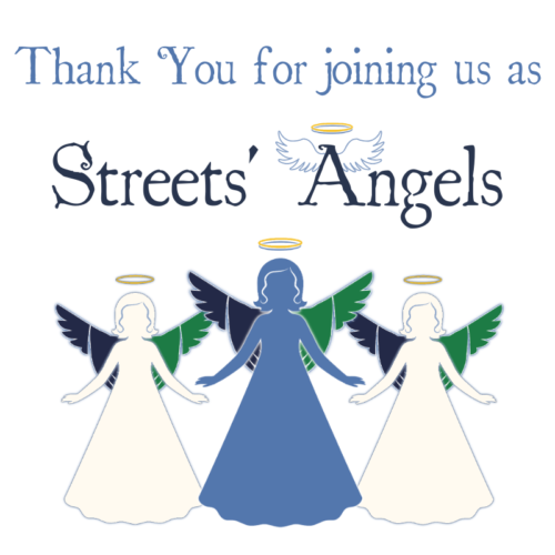 Thank You for joining us as Streets' Angels