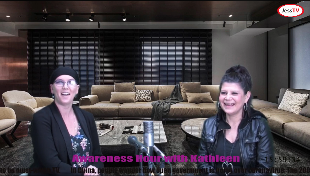 Awareness Hour - Kathleen and Shawna - Addiction and Recovery in Lethbridge