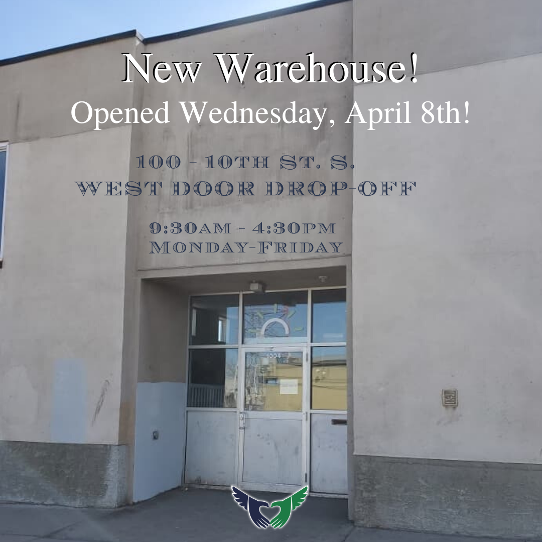 New Warehouse - 110 10th St S - corner of 1st Ave S. and 10th St. S.