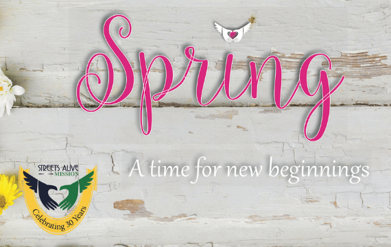 Spring - a time for new beginnings in Lethbridge
