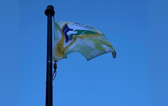 City Hall Commemorative Flag Raising