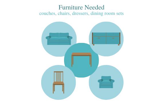 Furniture Needed