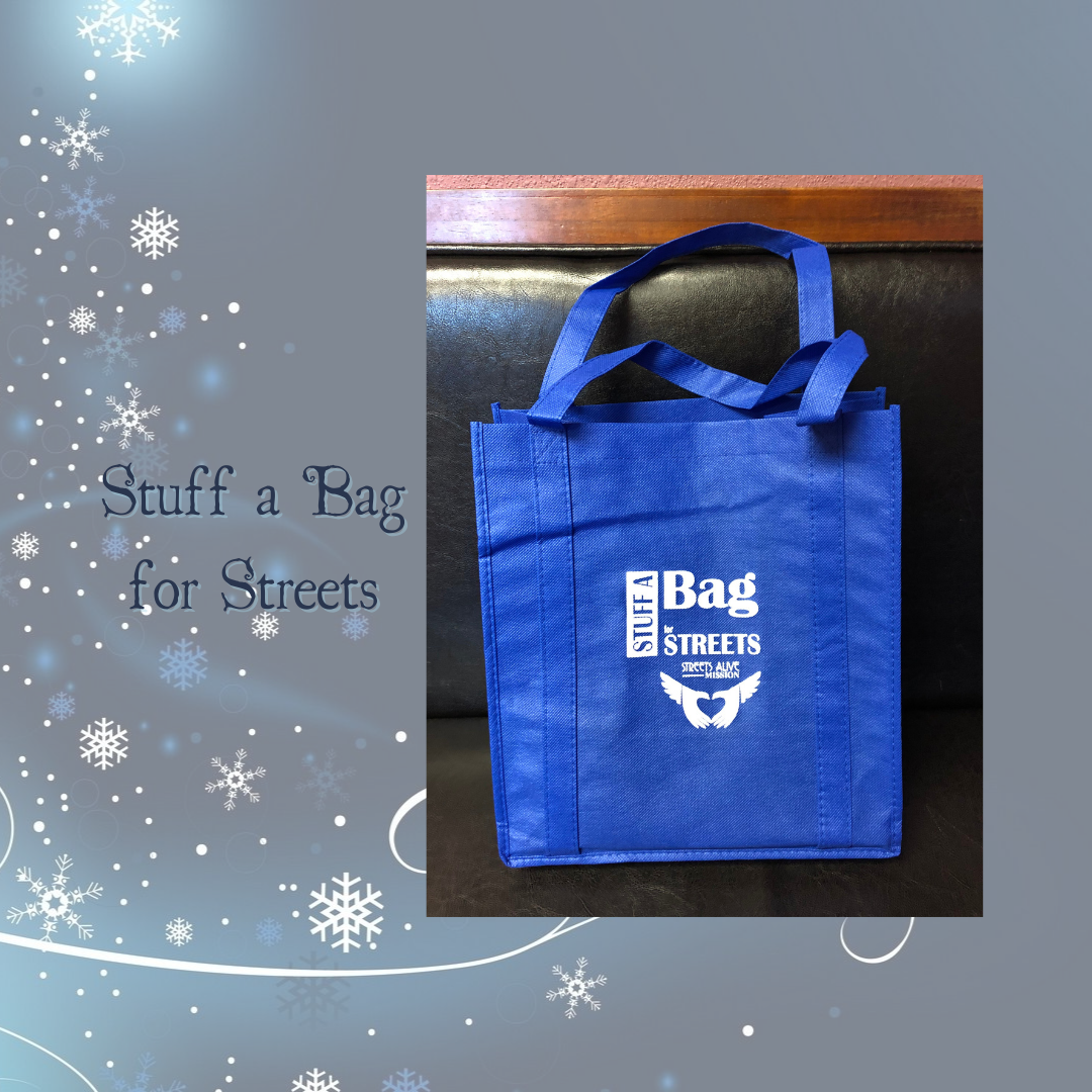 Stuff a Bag for Streets - Holiday 2020