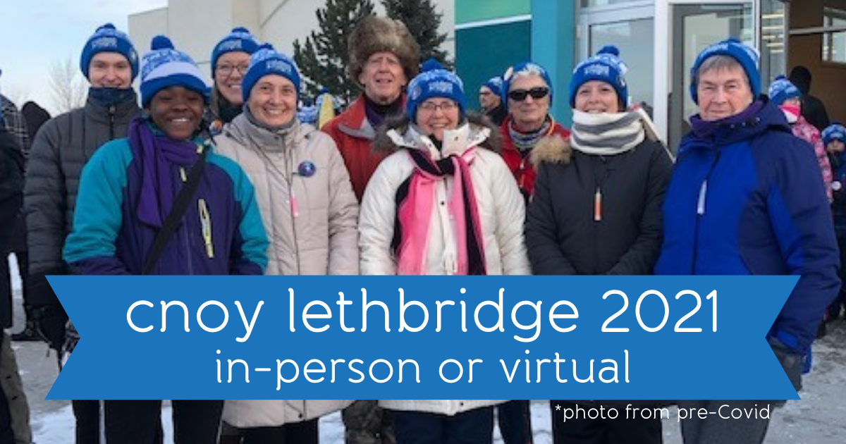 Coldest Night of the Year Lethbridge 2021 - in-person or virtual
