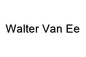Walter Van Ee